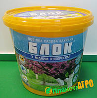 Побелка Блок с медным купоросом 1,4 кг, Агрохимпак, Украина