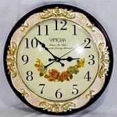 Элитные настенные часы 62-2