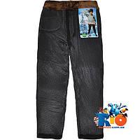 Детские термо брюки , верблюжья шерсть , бамбук , для мальчика рост 60-85 см