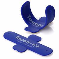Подставка для смартфонов в виде наклейки Touch U Синяя SKU0000256, фото 1
