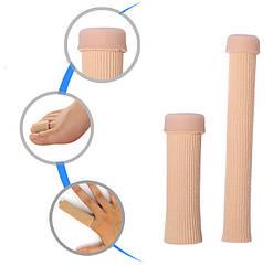 Чехол напальчник защитный силиконовый длинна 14,5 см., диаметр 1 - 2,5 см.