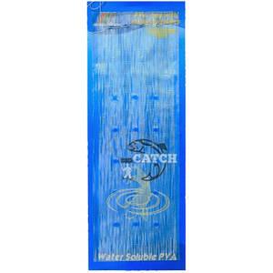 ПВА пакети для риболовлі Eos з ниткою і дірочками, 70х100мм, 10шт.