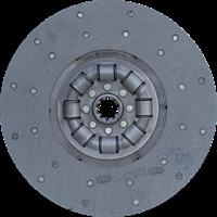 Диск сцепления ведомый на а/м ЗИЛ-130 (демпфер на пружинах) 130-1601130-А6