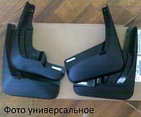 Брызговики Mercedes X164 (2009-2012) (с порогами без расширителей арок) (4шт) ОРИГИНАЛ
