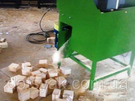 Станок торцовочный для нарезки бобышки ВВШ-4Т, фото 2