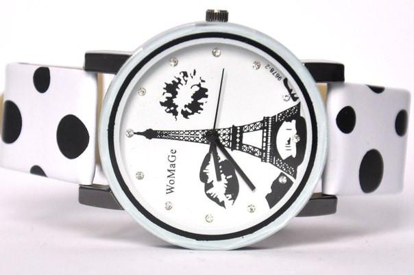 Часы женские на ремешке