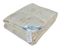 """Одеяло """"Овечья шерсть"""" весна-осень 145*205, шерсть 100%, Leleka-Textile, 1266"""
