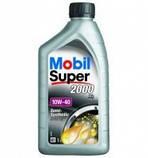 Масло моторное Mobil Super 2000 10W-40 API SL/CF (Канистра 4л), фото 2