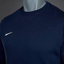 Толстовка Nike Team Club Crew 658681-451 (Оригинал), фото 2