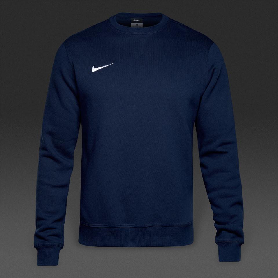 Толстовка Nike Team Club Crew 658681-451 (Оригинал)