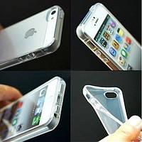 Чехол бампер силиконовый для iphone 5 / 5s / SE