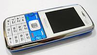 Мобильный телефон Nokia S239 Blue (2 Sim, Java), фото 1