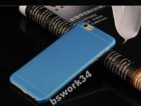 Чехол бампер с мягкого пластика для iphone 6 / 6s - 2 расцветки