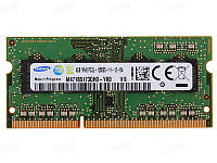 Модуль памяти Kingston SODIMM DDR3-1600 4096MB PC-12800,