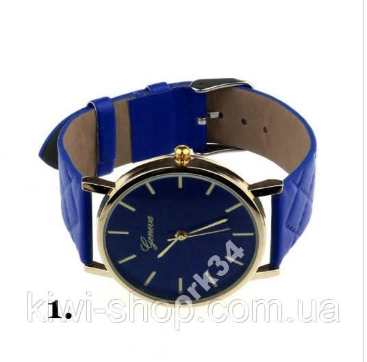 """Женские наручные часы """"Geneva classic"""" 3 цвета"""