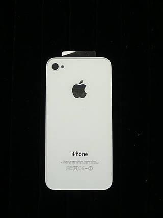 Задняя крышка  iPhone 4 белая в наличии
