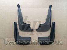 Брызговики пластик, под оригинал Toyota corolla XI (тойота королла 2013+)