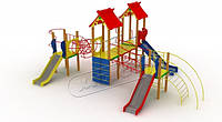 Детский игровой комплекс Крабик