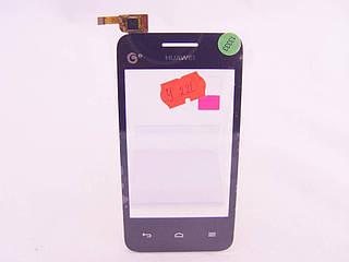 Сенсор тачскрин Huawei Y220 черный