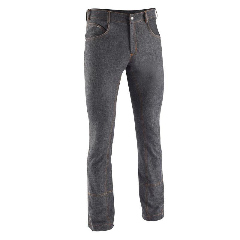 Штаны для конного спорта, брюки мужские Fouganza SIGARETTA синие - priyatili.com в Львове