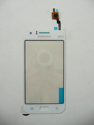 Сенсор тачскрин Galaxy J1 Duos SM-J100 белый