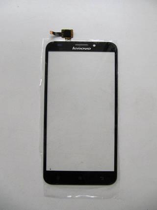 Сенсор тачскрин Lenovo A916 черный