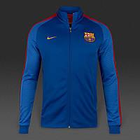 Олимпийка Nike FCB TRACK JACKET 777269-421