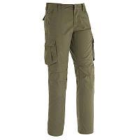 Штаны, брюки мужские туристические Quechua ARPENAZ 500 хаки