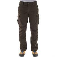 Штаны, брюки мужские Quechua ARPENAZ 500 WARM коричневые