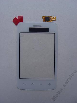Сенсор тачскрин LG L30 D210 белый