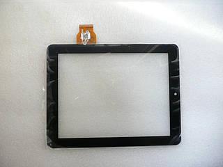 Сенсор тачскрин Onda V801 / V811 / Vl130 черный