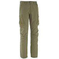 Штаны, брюки мужские туристические Quechua FORCLAZ 100 WARM хаки