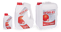 Антифриз GROM-EX  NEW CAR -42°C ➢ G12 ✔ цвет: красный ✔ емкость: 5л.