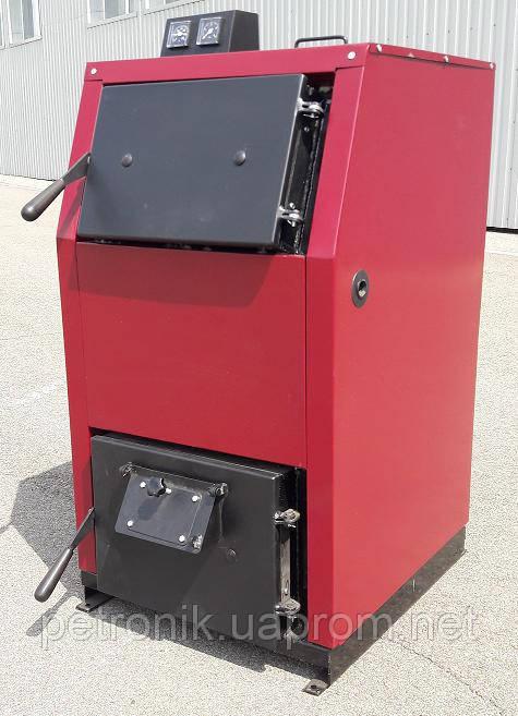 Твердотопливный котел PetroNick PN12L длительного горения