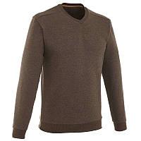 Кофта, свитер мужской Quechua ARPENAZ 100 корычневий