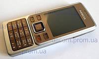 Мобильный телефон Nokia 6300 Brown (Copy), фото 1
