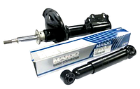 Амортизатор передний Chevrolet Lacetti(2004-) Mando(EX96407820) правый газомасляный