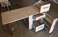 Cтол для маникюра на колесиках V98, фото 1
