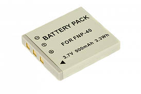Аккумулятор REKAM NP-40 Гарантия 1 год