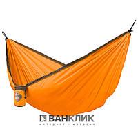 Одноместный туристический гамак La Siesta Colibri orange CLH15-5