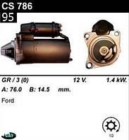 Стартер Ford Sierra  2.0 90-93г z10 CS786