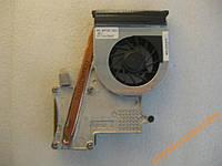 Система охолодження + куллер HP DV6-1000 DV6-2000