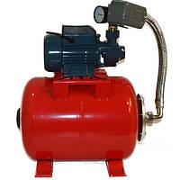 Насосная станция Forwater Rosa QB60/PKM60 гарантия 2 г на баке 24 л. Польша, красный
