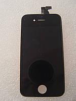 Дисплей + сенсор  iPhone 4S  черный в наличии