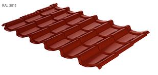 Металлочерепица RAUNI Mini  Polyester (глянец) Германия 0,45мм