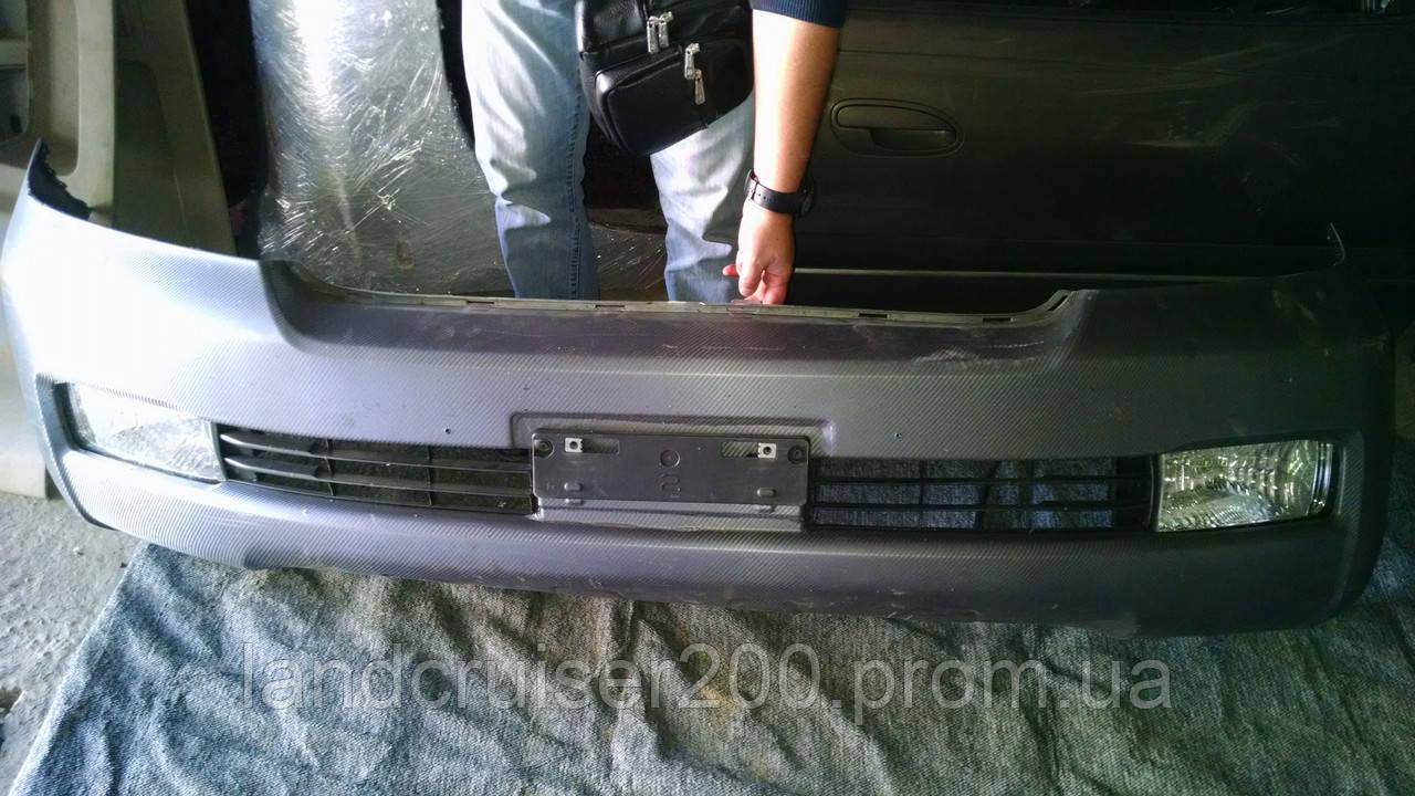Бампер передний Toyota Land Cruiser 200