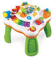 Музыкальный игровой столик Weina, развивающий столик