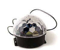 Проектор со звуковой активацией Flash LED CRYSTAL BALL