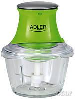 Измельчитесь со стеклянной миской Adler AD 4056