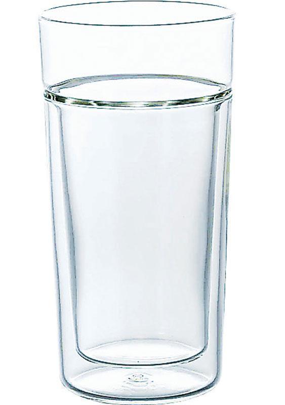 Стакан Hario Twin Rock Glass 280 ml (артикул TTG-280)